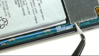 Sony Xperia X Signal Antenna Repair Guide