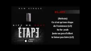 Kiff No Beat - Etape (Lyrics)
