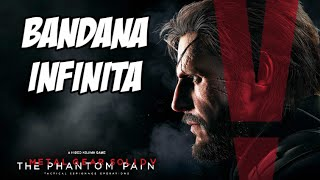 Metal Gear Solid 5 The Phantom Pain - Dica #37 - Como conseguir a Bandana Infinita