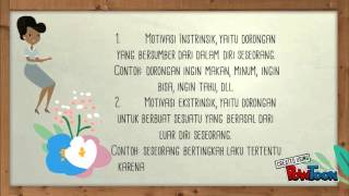 MOTIVASI BERPRESTASI