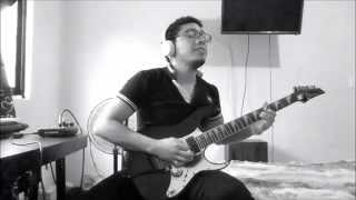 Every Breath You Take   The Police Instrumental Guitar Cover By German Rueda