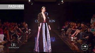 CHARLES&RON Fall 2017 AHF Los Angeles - Fashion Channel