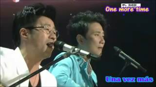 One More Time- Tree Bicycles LIVE (Sub Español+hangul+roma) Boys Before Flowers OST