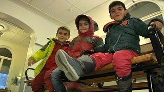 Refugiados: A história de uma família