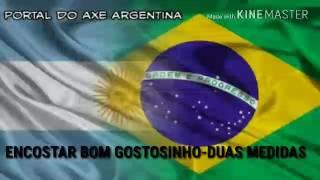 ENCOSTAR BEM GOSTOSINHO-DUAS MEDIDAS Feat.Fitdance
