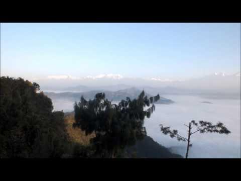 El Himalaya desde Nepal