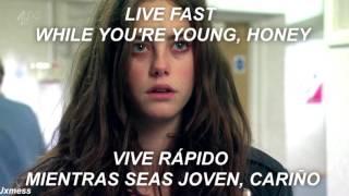 transviolet // girls your age // lyrics español - inglés HD