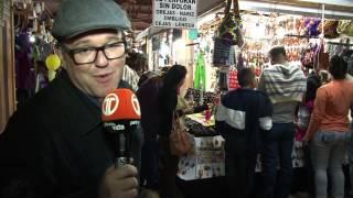 Reportaje 1 Feria de Boquete 2015