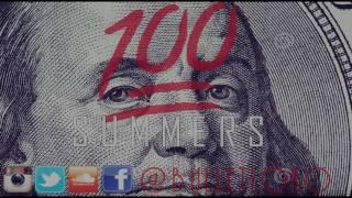 """100 Summers"" DJ Mustard ft YG Type Beat [Free Download] RJ x Joe Moses x Mozzy Type Instrumental"
