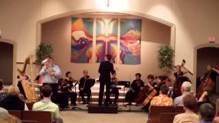 Nessun Dorma, Puccini, arr. Wrangell, feat. Samuel Schirmer