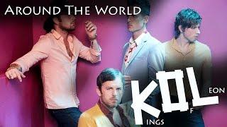 Kings Of Leon  -  Around the world en Español/Inglés Lyrics