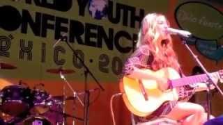 Debi Nova - Speech + Need 2 B Loved (Live at WYF2010)