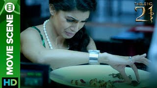 Dare to eat Live Worms | Table No.21 | Rajeev Khandelwal & Tina Desai width=