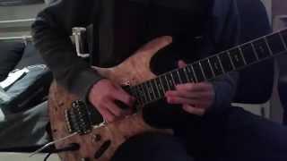 Sixx:A.M. - Drive Guitar Cover [Solo]
