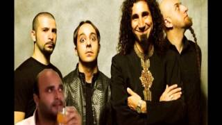 System of a Down ft. Jailson Mendes - Oco Suey