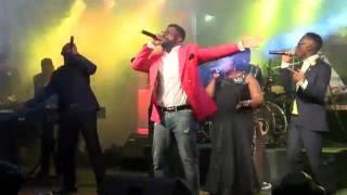 Tim Godfrey at Koye Concert 2015