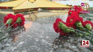 Почтили память героев Афганской войны