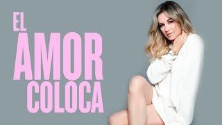 María José - El Amor Coloca (Lyric Video)