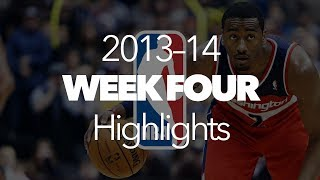 NBA Week Four 2013 Highlights | Just Blaze & Baauer feat. Jay Z - Higher