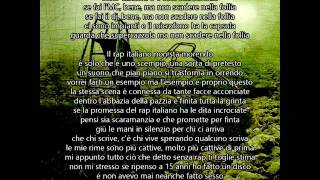 La Follia Rancore & DJ MYKE Lyrics