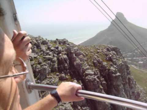 going up table mountain south africa. rjr17