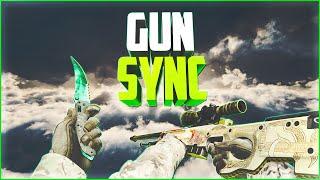 CS GO Gun Sync #1 - Bvrnout x VOVIII - Apache