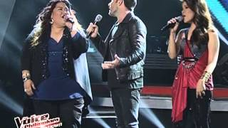 The Voice Philippines Finale: Shane Filan of Westlife with Top 4 artists Live Performance
