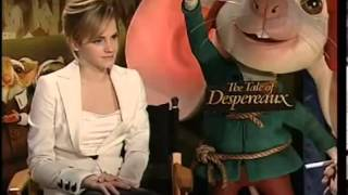 Emma Watson falando português