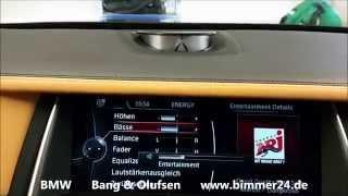 BMW 7er F01 Bang & Olufsen Sound System