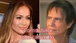 Jennifer López ft Roberto Carlos -CHEGASTE- subtitulos en español HD