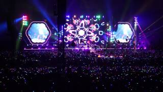 Coldplay in Singapore: Alive Again