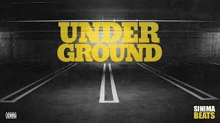 UNDERGROUND Instrumental (Freestyle Hip Hop Beat) Sinima Beats