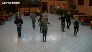 FALAVA COREO SUPER FACILISSIMA DB FIOR - Naguale Feat.Andra