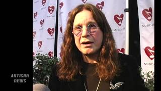 OZZY OSBOURNE TO BE HONORED BY MAP FUND WITH SPECIAL GUEST SLASH AT BENEFIT