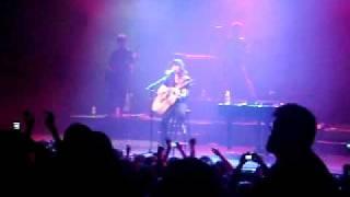 Demi Lovato - Two Worlds Collide (LIVE)