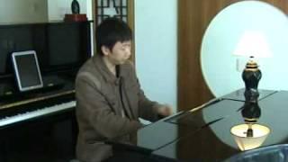 钢琴弹唱- 江美琪-《想起》