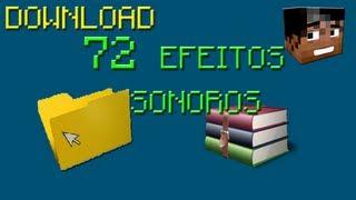 Download 72 Efeitos Sonoros para Vídeos (ou Músicas)