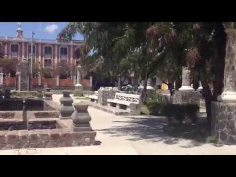Granada, Nicaragua: Parque mas antiguo