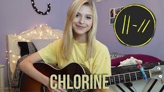 """Chlorine"" | twenty one pilots | Caroline Dare (Acoustic Cover)"