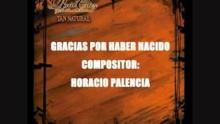 GRACIAS POR HABER NACIDO