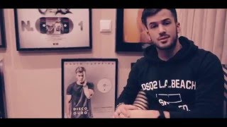 Get In The Studio With David Carreira - Extra Disco de Ouro