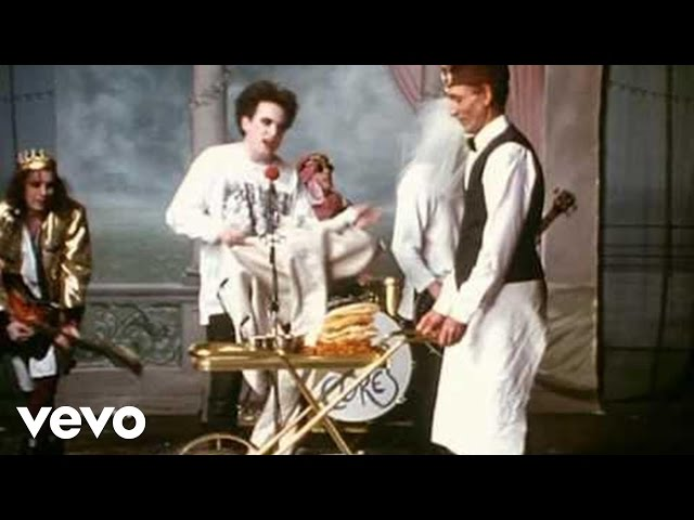 "Vídeo oficial de ""Friday I'm in Love"" de The Cure"