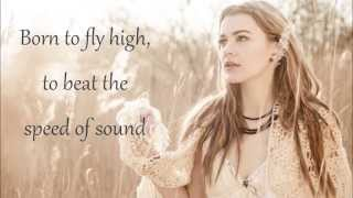 Emmelie de Forest - Beat The Speed Of Sound - Lyrics (On Screen)