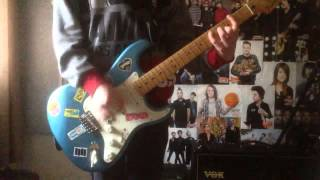 Home Street Home - The Agony Of Victory Guitar Cover