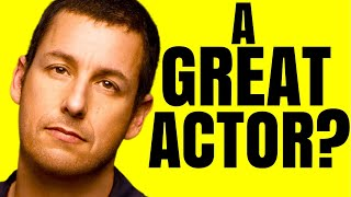 The Great AND Terrible Career of Adam Sandler