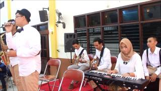 Miracles of Love Project Band Wedding Yogyakarta   - For The Rest of My Life (Maher Zain) cover