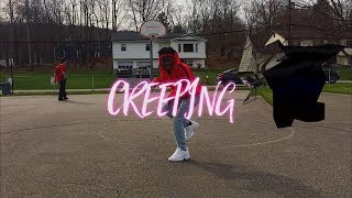 Lil Skies - Creeping [Official Dance Video]