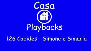 Playback - 126 Cabides   Simone e Simaria (DOWNLOAD GRATIS)