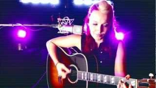 """The Lumineers - """"Ho Hey"""" - Acoustic Cover Heather Jeanette"""