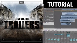 BOOM Library SFX - Cinematic Trailers - WHOOSH-HIT Tutorial